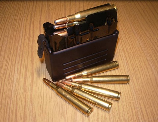 10 Round High Capacity Savage Axis Long Action Non-Magnum Magazine