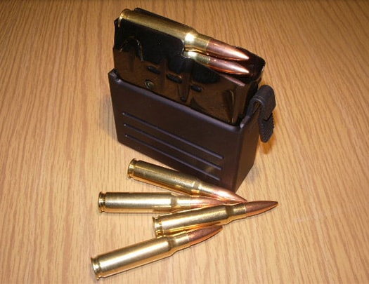 10 Round High Capacity Savage Axis Short Action Magazine