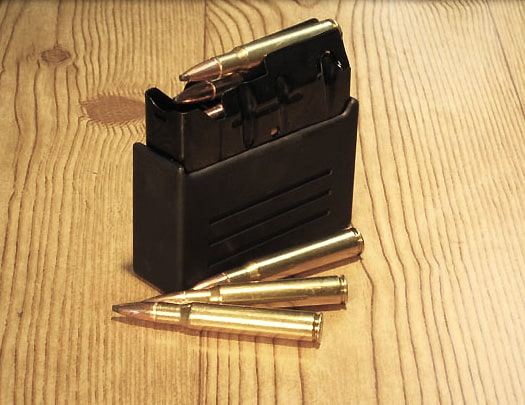 10 Round High Capacity Savage Long Action Non-Magnum Magazine