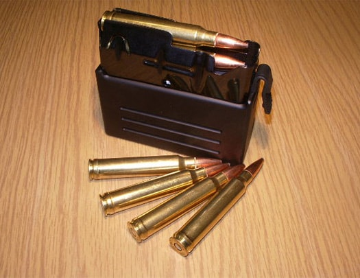 6 Round High Capacity Savage Axis Long Action Magnum Magazine