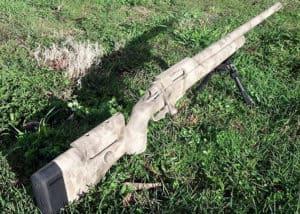 Photo Gallery of Custom Work by Dark Eagle Custom - 308 Winchester